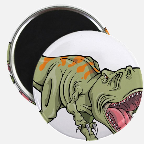 """Screaming Dinosaur 2.25"""" Magnet (100 pack)"""