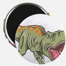 """Screaming Dinosaur 2.25"""" Magnet (10 pack)"""