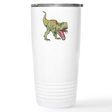 Screaming Dinosaur Travel Mug