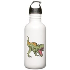 Screaming Dinosaur Water Bottle