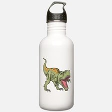 Screaming Dinosaur Water Bottle
