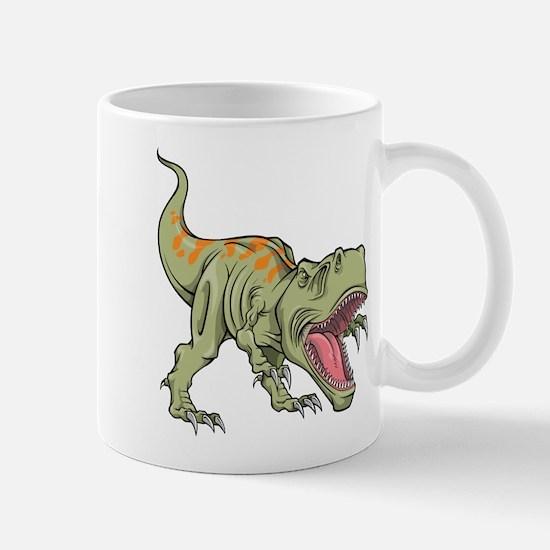 Screaming Dinosaur Mug