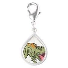 Screaming Dinosaur Charms