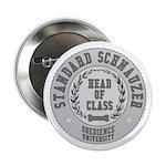 Standard Schnauzer University Button