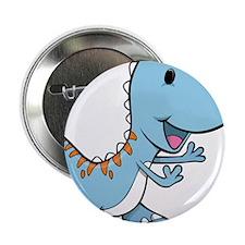 "Running Baby Dino 2.25"" Button"