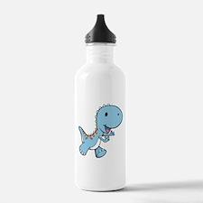 Running Baby Dino Water Bottle