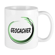 Green Geocacher Pizzaz Mug