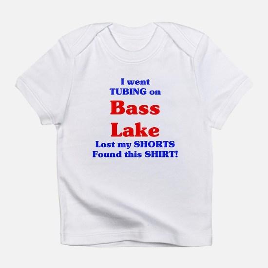 Bass Lake Tubing Infant T-Shirt