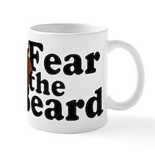 Fear the Beard - Brown Mug