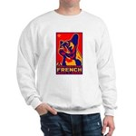 Obey the French Bulldog! Sweatshirt