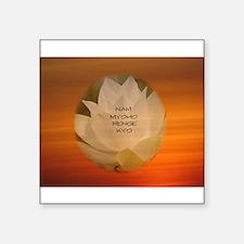 SGI Buddhist NMRK Sticker