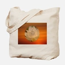 SGI Buddhist NMRK Tote Bag
