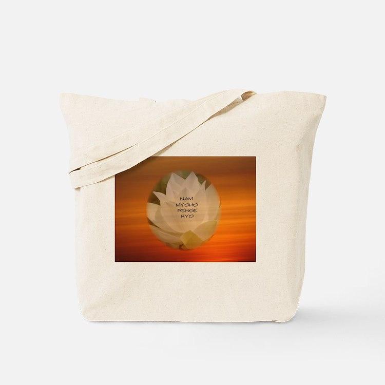 SGI Buddhist NMRK Tote Bag