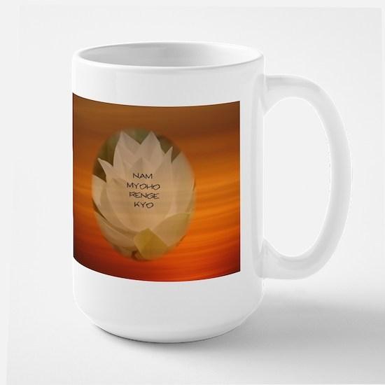 SGI Buddhist NMRK Mug