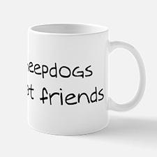 Iceland Sheepdogs make friend Mug