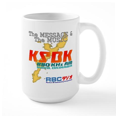 KSBK Large Mug