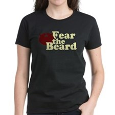 Fear the Beard - Red Tee