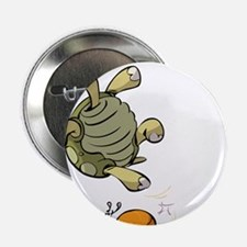 """Jumping Turtle 2.25"""" Button"""