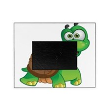 Funny Cartoon Turtle Picture Frame