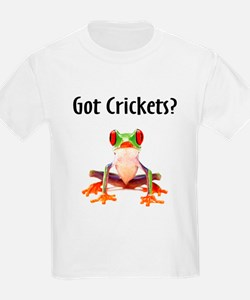 Red Eyed Tree Frog T-shirts Kids T-Shirt