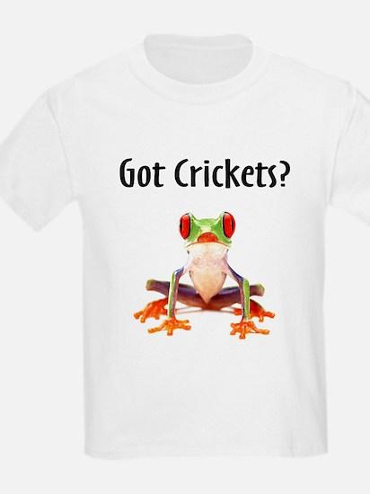 Red Eyed Tree Frog T-shirts Kids T-Shirt