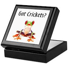 Red Eyed Tree Frog Keepsake Box