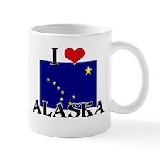 Alaska flag Mug