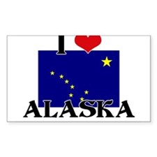 Alaska flag Decal