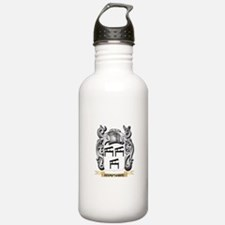 Hampshire Coat of Arms Water Bottle