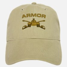 Armor Branch Insignia Baseball Baseball Cap