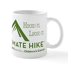 Hiked it. Liked in. Mug
