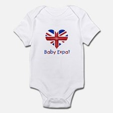 Baby Expat Infant Bodysuit