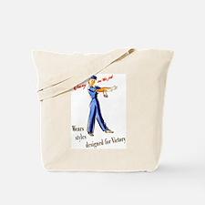 Jenny on the Job #4 Tote Bag