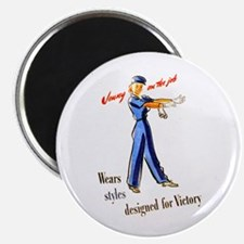 "Jenny on the Job #4 2.25"" Magnet (100 pack)"