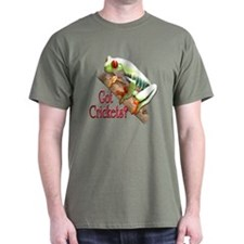 Red Eyed Tree Frog II T-Shirt - center