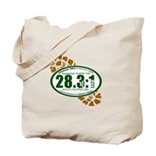 28.3:1 - Appalachian Foothills Trail Tote Bag
