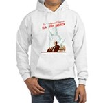 An Informed America Hooded Sweatshirt
