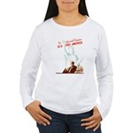 An Informed America Women's Long Sleeve T-Shirt