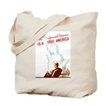 An Informed America Tote Bag