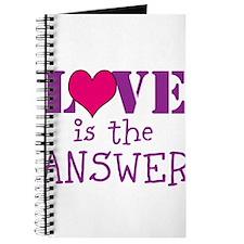 Love print Journal