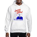 Avenge Pearl Harbor Hooded Sweatshirt