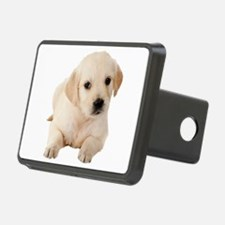 Golden Lab Hitch Cover