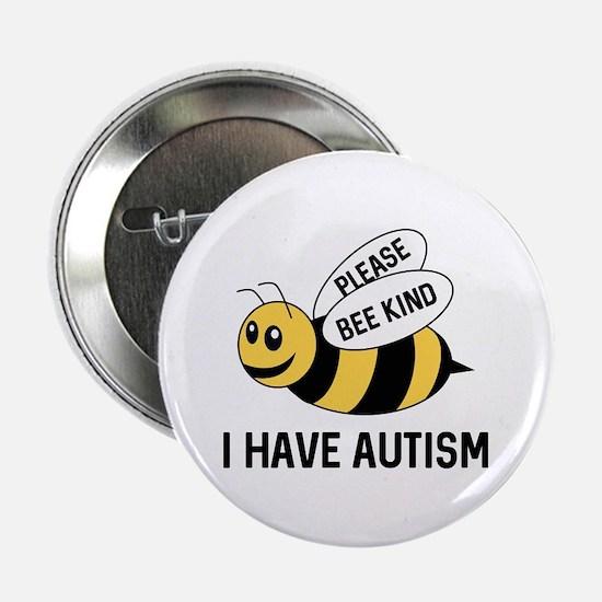 "I Have Autism 2.25"" Button"