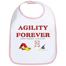Agility vs. Home Repairs Bib