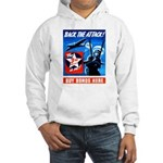 Back the Attack! Hooded Sweatshirt