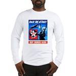 Back the Attack! Long Sleeve T-Shirt