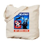 Back the Attack! Tote Bag