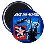 Back the Attack! Magnet