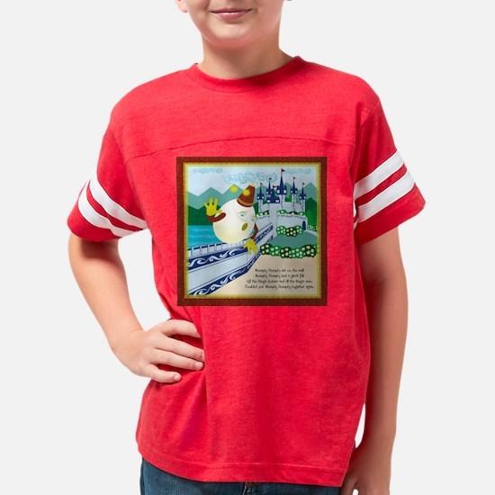 11x11humpty-dumpty Youth Football Shirt