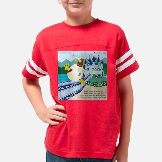 9x9humpty-dumpty Youth Football Shirt